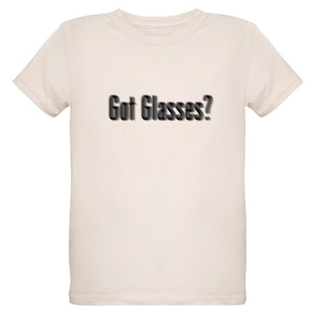 Got Glasses Organic Kids T-Shirt