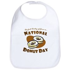 June: National Donut Day Bib