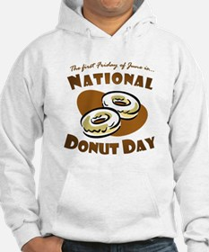 June: National Donut Day Hoodie
