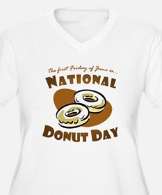 June: National Donut Day T-Shirt