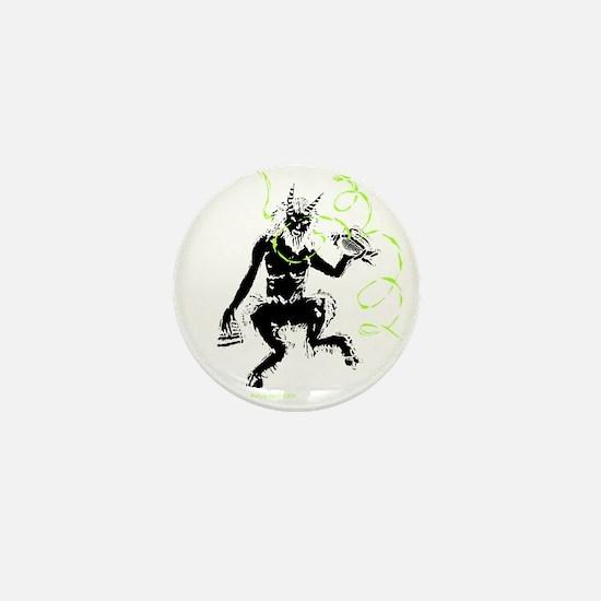 The Great God Pan Mini Button
