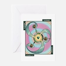 SCAT -- GIVE & GET Greeting Cards (Pk of 10)