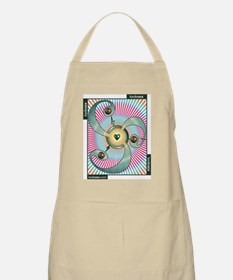 SCAT -- GIVE & GET BBQ Apron