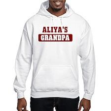 Aliyas Grandpa Hoodie Sweatshirt