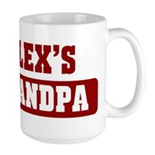 Alexs Grandpa Mug