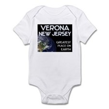 verona new jersey - greatest place on earth Infant