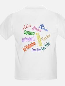 Hello Goodbye Kids T-Shirt