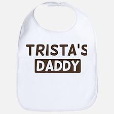 Tristas Daddy Bib