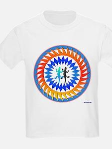 Tribal Sun Lizard T-Shirt