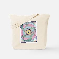 SPANKING -- RECEIVER Tote Bag
