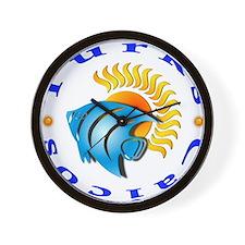 tnc sunfish Wall Clock