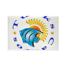 tnc sunfish Rectangle Magnet