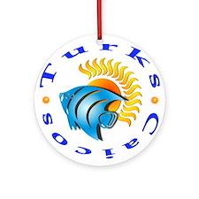 tnc sunfish Ornament (Round)