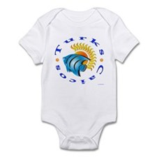 tnc sunfish Infant Bodysuit