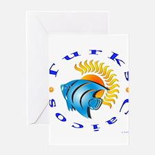 tnc sunfish Greeting Card