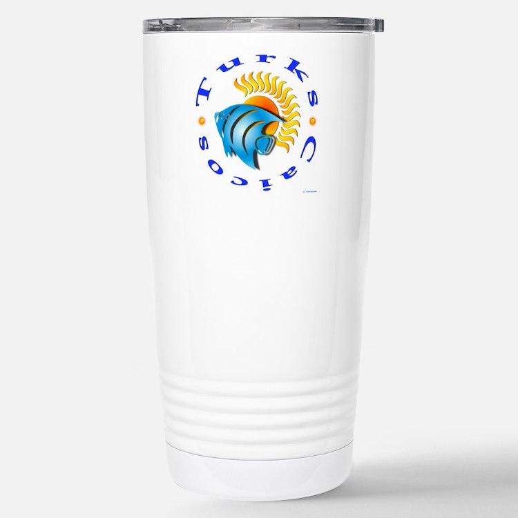 tnc sunfish Travel Mug
