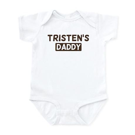 Tristens Daddy Infant Bodysuit