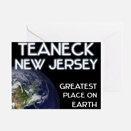 teaneck new jersey - greatest place on earth Greet