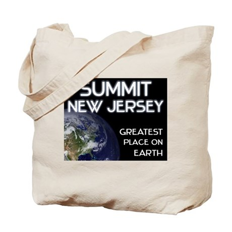 summit new jersey - greatest place on earth Tote B