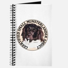 small munsterlander addict Journal