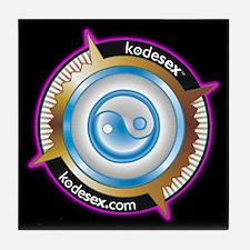 STRAIGHT -- HETEROSEXUAL Tile Coaster