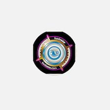 STRAIGHT -- HETEROSEXUAL Mini Button