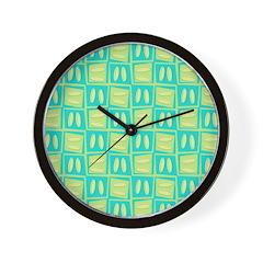 Martini Tropical Wall Clock