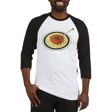 Pasta Marinara Baseball Jersey