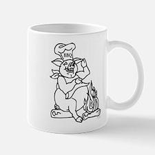 Swine BBQ Mug