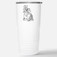 Swine BBQ Travel Mug