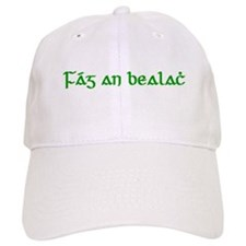 Fág An Bealach Baseball Cap