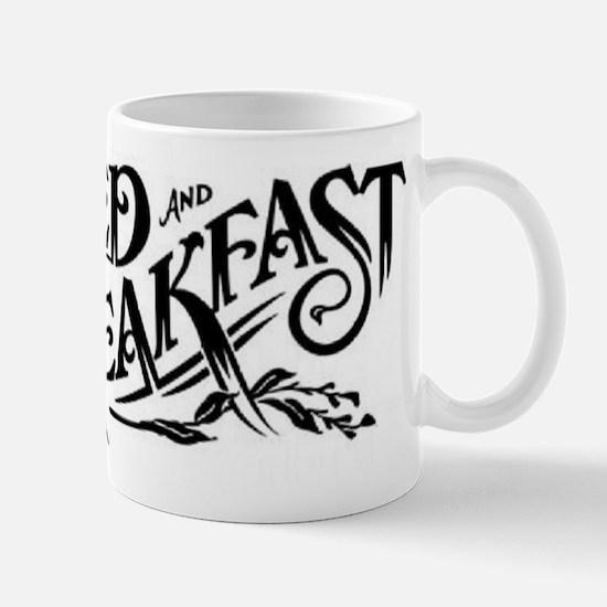 Bed & Breakfast Mug