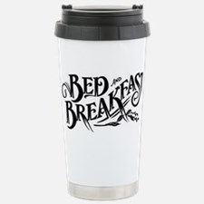 Bed & Breakfast Travel Mug