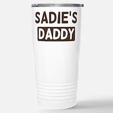 Sadies Daddy Stainless Steel Travel Mug