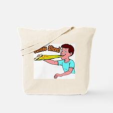 Jumbo Slices Tote Bag