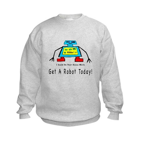House Work Kids Sweatshirt