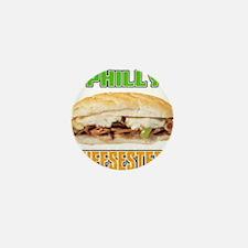 Philly CheeseSteak Mini Button