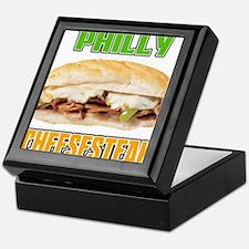 Philly CheeseSteak Keepsake Box