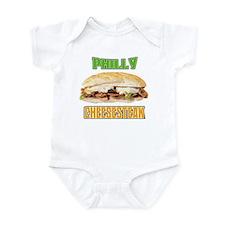 Philly CheeseSteak Infant Bodysuit