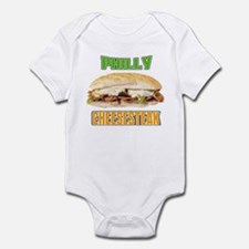 Philly CheeseSteak Infant Bodysuit