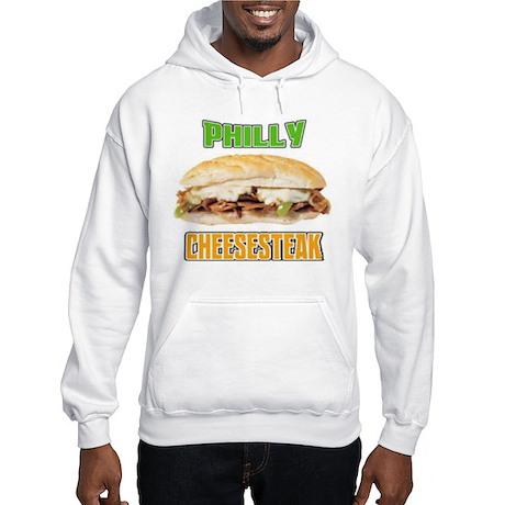 Philly CheeseSteak Hooded Sweatshirt