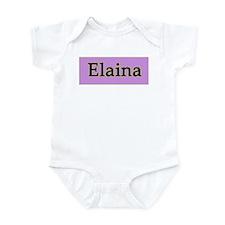 Elaina Onesie