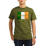 Ireland: Established 8000 BC Organic Men's T-Shirt