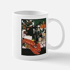 Vintage Fancy Foods Mug