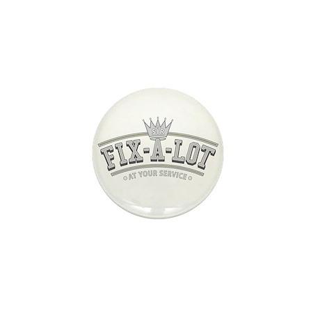 Sir Fix-A-Lot Mini Button (10 pack)