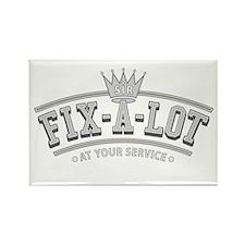 Sir Fix-A-Lot Rectangle Magnet