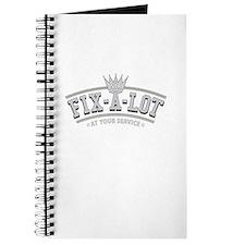 Sir Fix-A-Lot Journal