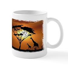 Giraffe Family Mug