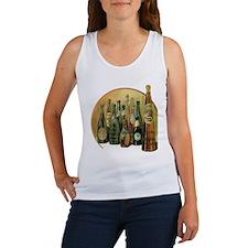 Vintage Imported Beer Women's Tank Top