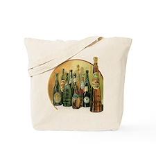 Vintage Imported Beer Tote Bag
